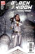 Black Widow Deadly Origin Vol 1 2 White Costume Variant