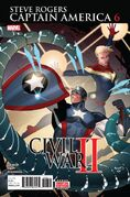 Captain America Steve Rogers Vol 1 6