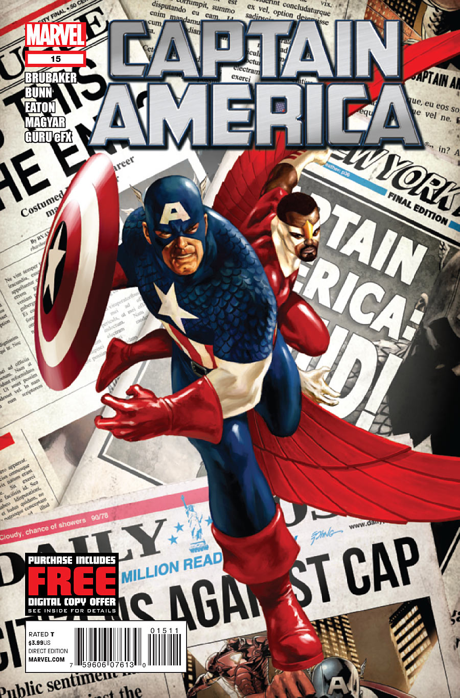 Captain America Vol 6 15