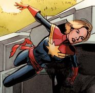 Carol Danvers (Earth-616) from Avengers Vol 4 34 001