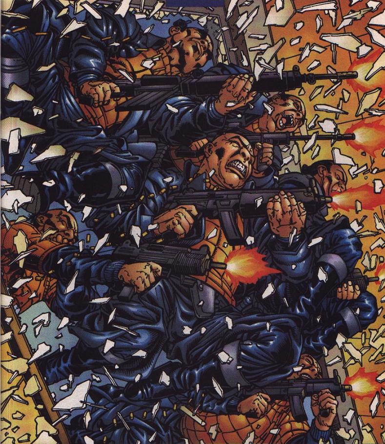Clan Kaishek (Earth-616)/Gallery