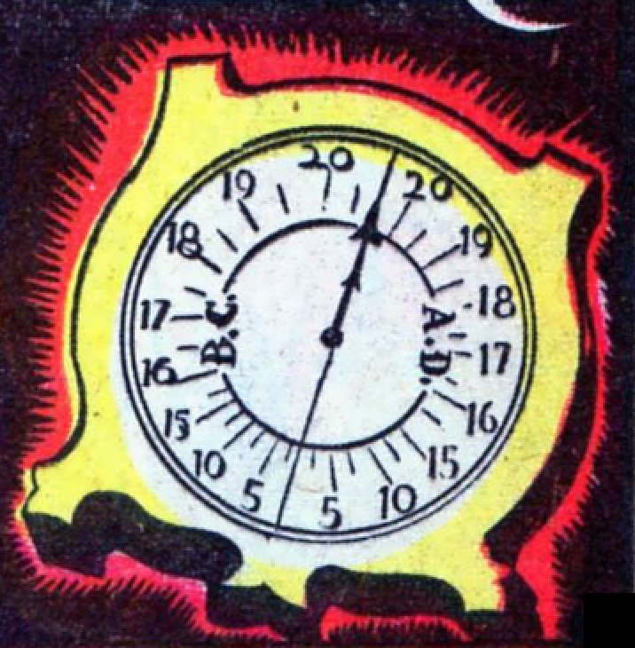 Clock of the Ages