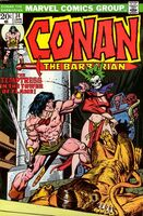 Conan the Barbarian Vol 1 34