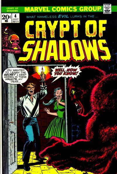 Crypt of Shadows Vol 1 4