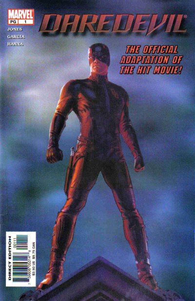 Daredevil: The Movie Vol 1 1