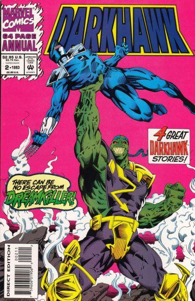 Darkhawk Annual Vol 1 2