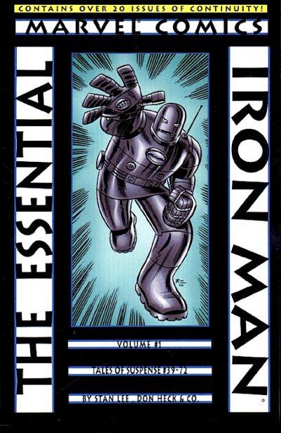Essential Series: Iron Man Vol 1