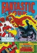 Fantastic Four (UK) Vol 1 23