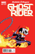 Ghost Rider Vol 8 1 Young Variant