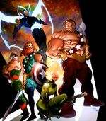 Guardians of the Galaxy (Earth-91118)