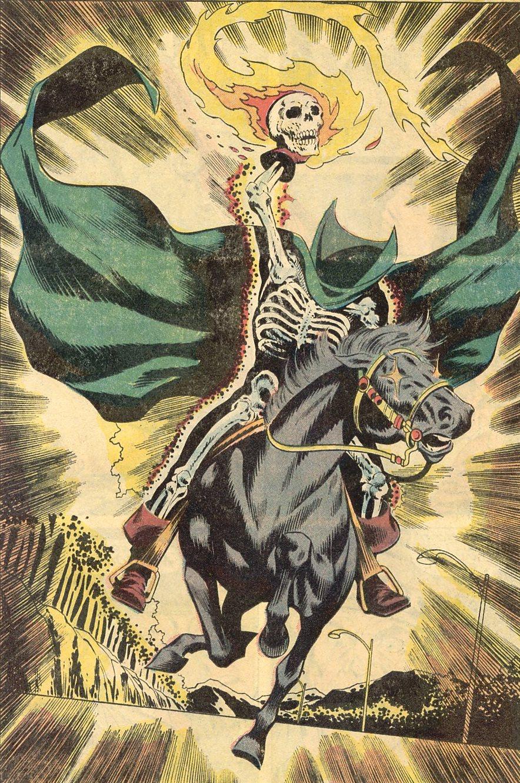 Headless Horseman (Earth-616)