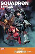 Heroes Reborn Squadron Savage Vol 1 1