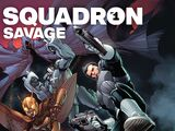 Heroes Reborn: Squadron Savage Vol 1 1