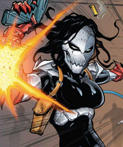 Hive (Poisons) (Earth-17952) Members-Poison Domino from Venomized Vol 1 1 001.png