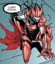 Hive (Poisons) (Earth-17952) Members-Poison Scarlet Witch from Venomverse Vol 1 4 001.png
