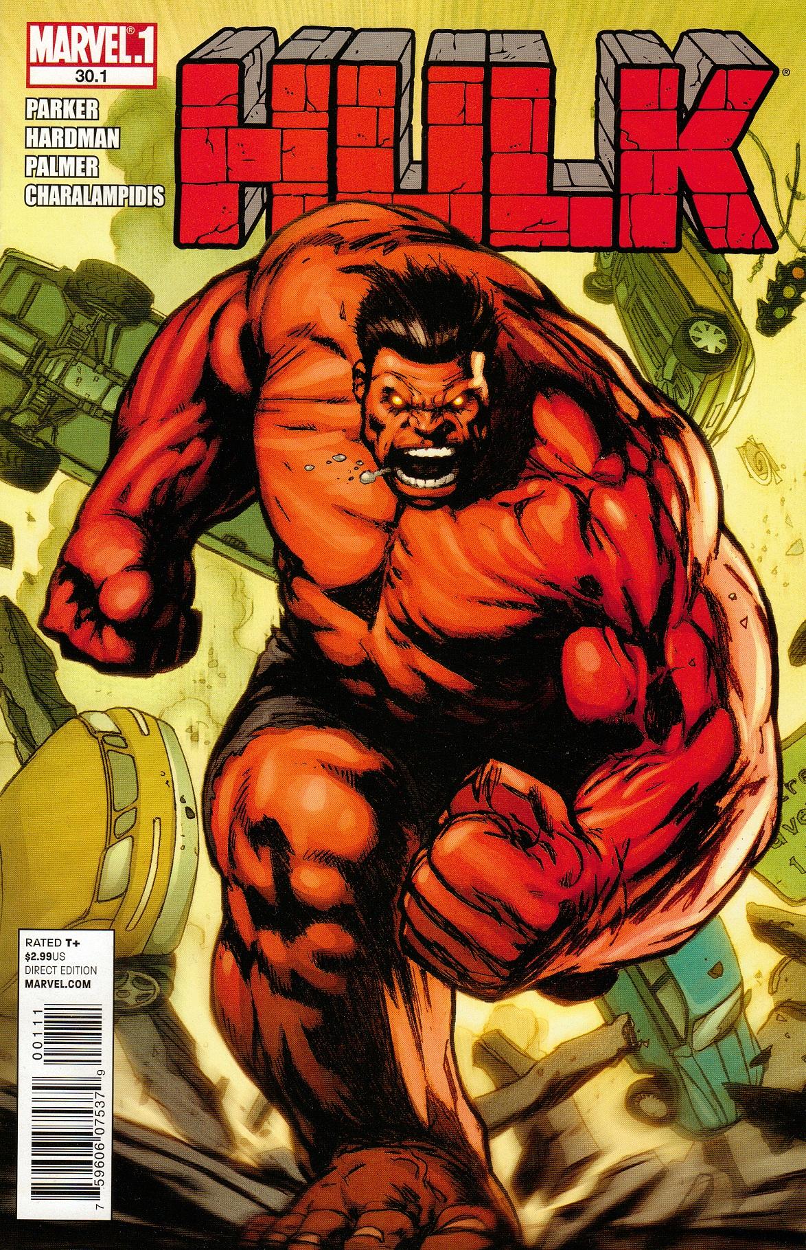 Hulk Vol 2 30.1