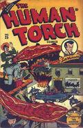 Human Torch Vol 1 25