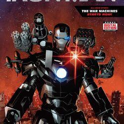 Invincible Iron Man Vol 3 6