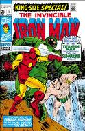 Iron Man Annual Vol 1 1