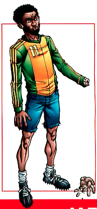 Jack Mead (Earth-616)/Gallery