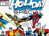 Marvel Holiday Special Vol 1 1991