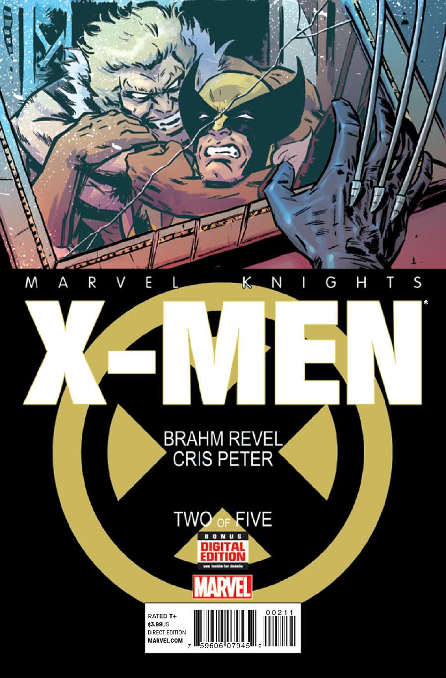 Marvel Knights: X-Men Vol 1 2