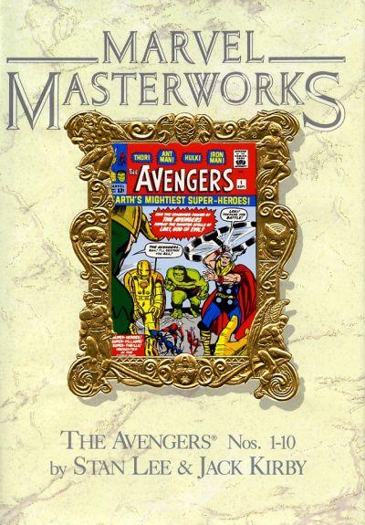Marvel Masterworks: Avengers Vol 1