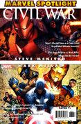Marvel Spotlight Mark Millar Steve McNiven Vol 1 1