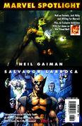 Marvel Spotlight Neil Gaiman Salvador Larroca Vol 1 1