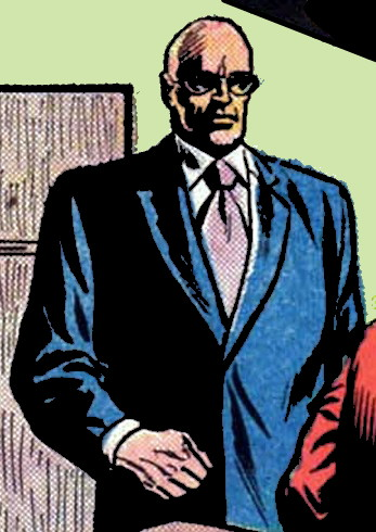 Mr. Stone (Earth-616)