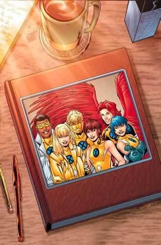 X-Men Training Squads (Earth-616)