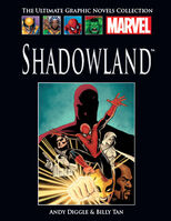 Official Marvel Graphic Novel Collection Vol 1 65