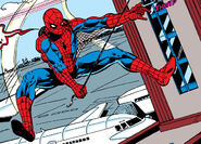 Peter Parker (Earth-616) from Amazing Spider-Man Vol 1 262 001