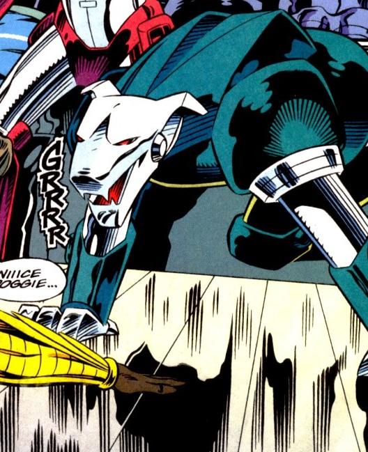 Rex (Robot Dog) (Earth-616)