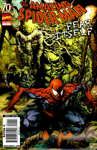 Spider-Man: Fear Itself Vol 2 1