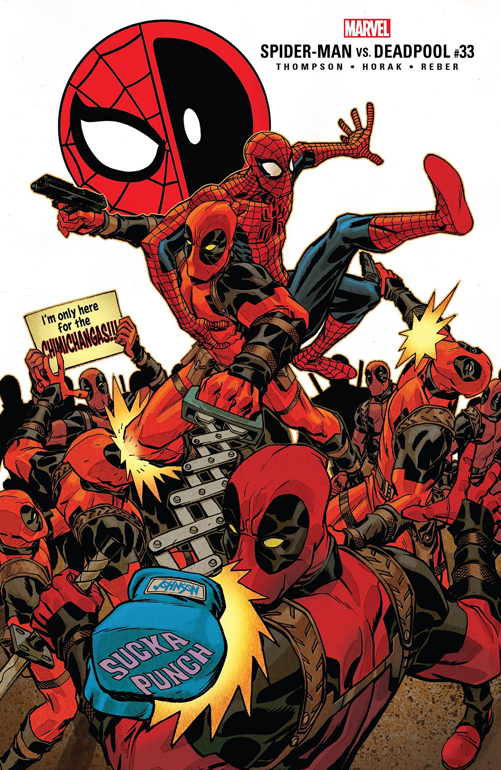Spider-Man/Deadpool Vol 1 33