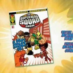 Super Hero Squad Show Season 1 6