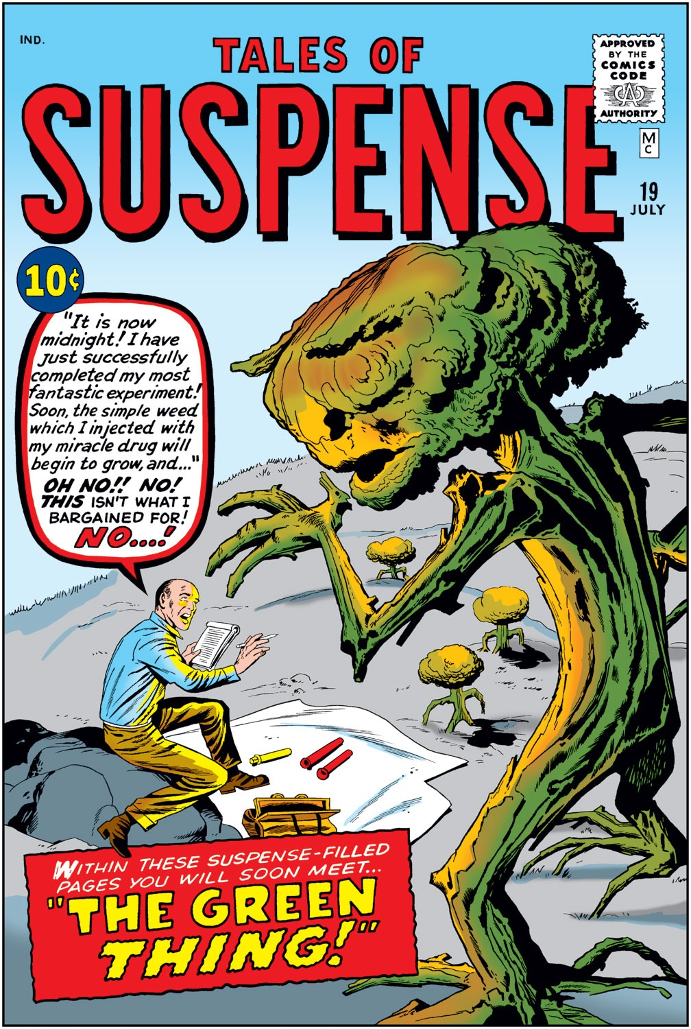 Tales of Suspense Vol 1 19