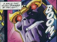 Thanos (Earth-616) from Marvel Versus DC Vol 1 2 001