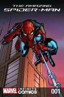 The Amazing Spider-Man Cinematic Infinite Comic Vol 1 1
