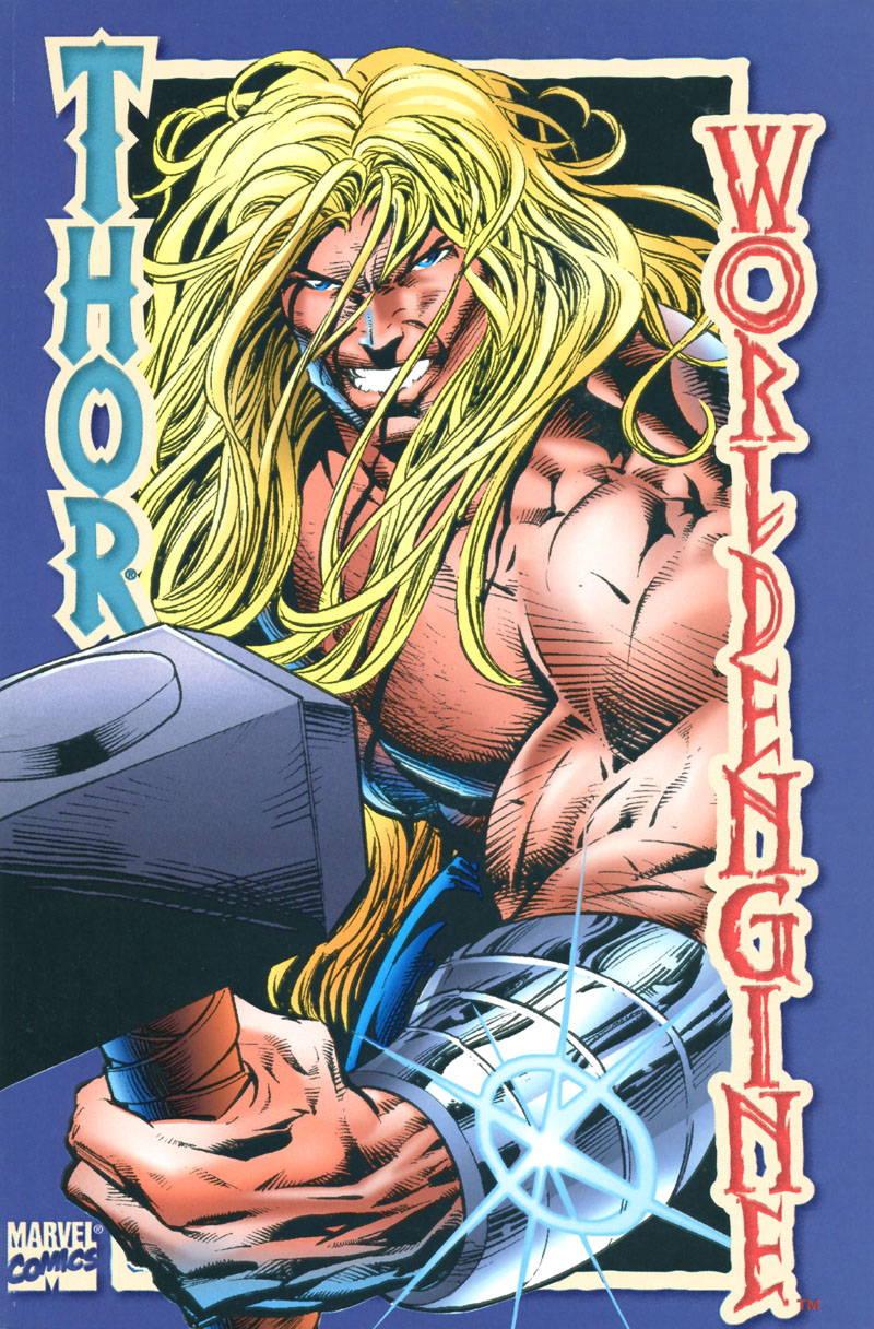 Thor: Worldengine TPB Vol 1 1