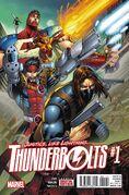 Thunderbolts Vol 3 1