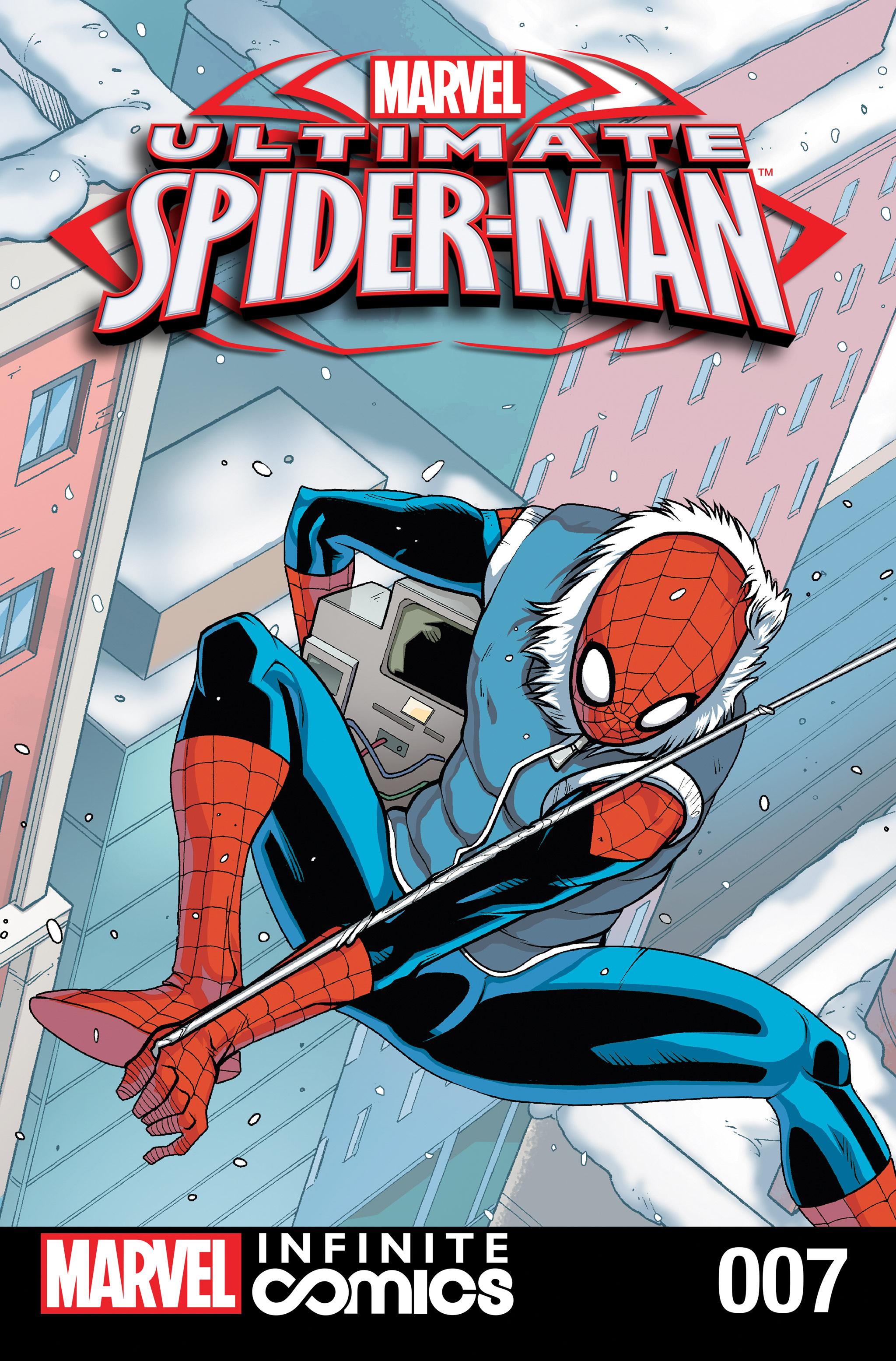 Ultimate Spider-Man Infinite Comic Vol 2 7