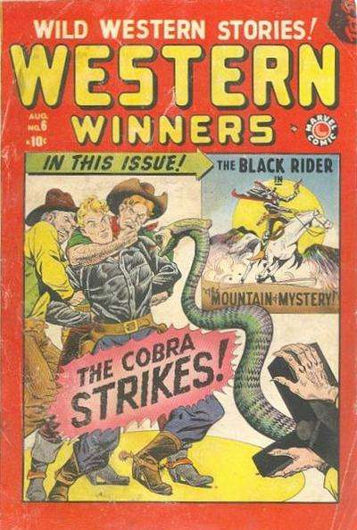 Western Winners Vol 1 6