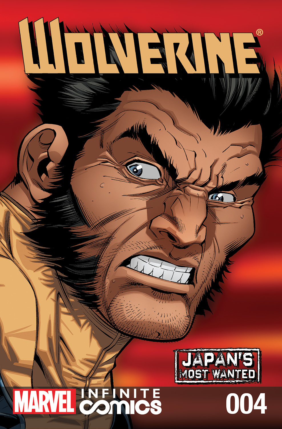 Wolverine: Japan's Most Wanted: Infinite Comic Vol 1 4