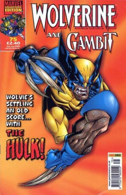 Wolverine and Gambit Vol 1 75