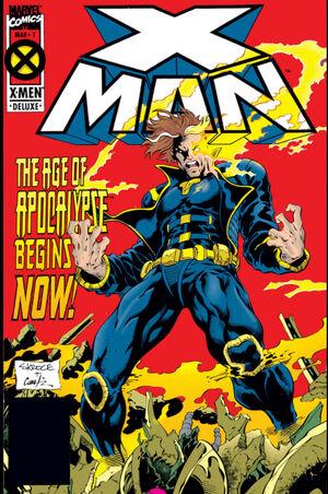 X-Man Vol 1 1.jpg