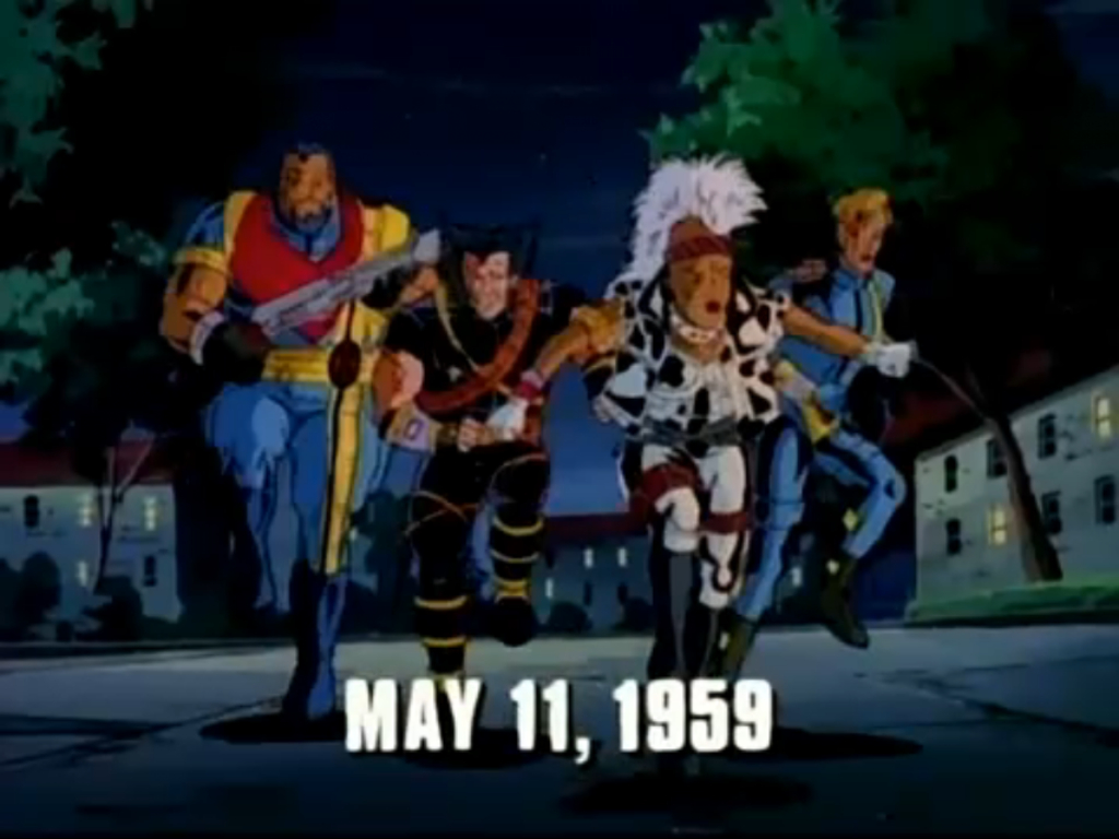X-Men: The Animated Series Season 4 2