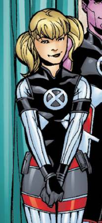 Andrea Margulies (Earth-616) from New X-Men Academy X Yearbook Vol 1 1 0001.png