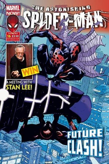 Astonishing Spider-Man Vol 4 16